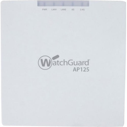 Competitive Trade In to WatchGuard AP125 and 3-yr Basic Wi-Fi