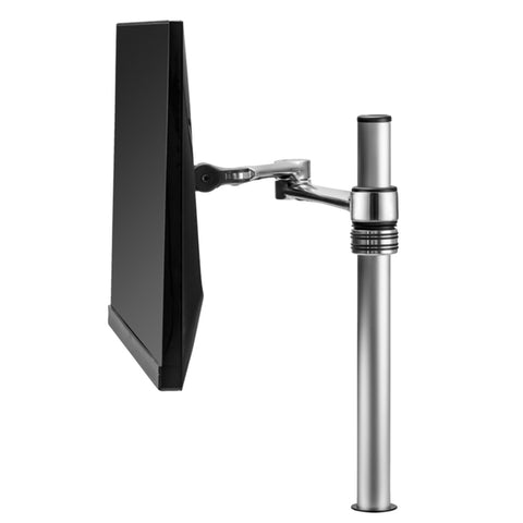 Atdec Pty Ltd Monitor Arm On 20.7 (525mm) Post. Arm Reach 16.6 (422mm) From Center Of Post. Ho