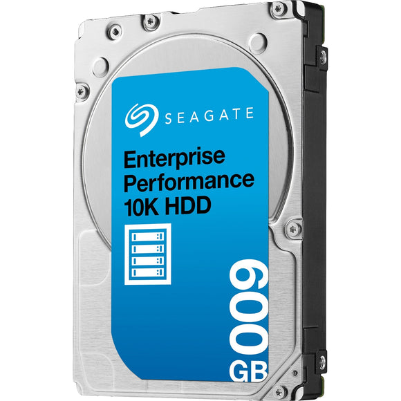 Seagate ST600MM0039 600 GB Hard Drive - SAS (12Gb-s SAS) - 2.5