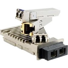 AddOn Brocade Compatible TAA compliant 10GBase-DWDM 100GHz SFP+ Transceiver (SMF, 1558.98nm, 80km, LC, DOM) - SystemsDirect.com