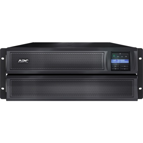 APC by Schneider Electric Smart-UPS X 1.92KVA Rack-Tower Convertible UPS