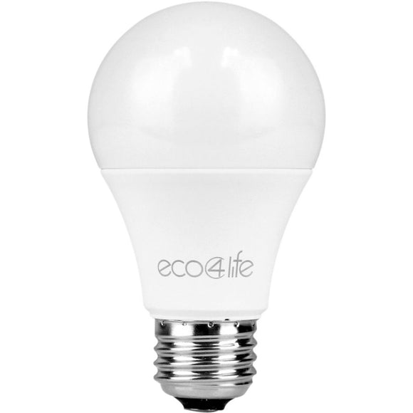eco4life SmartHome WiFi 40W LED Dimmable Multicolor Light Bulb