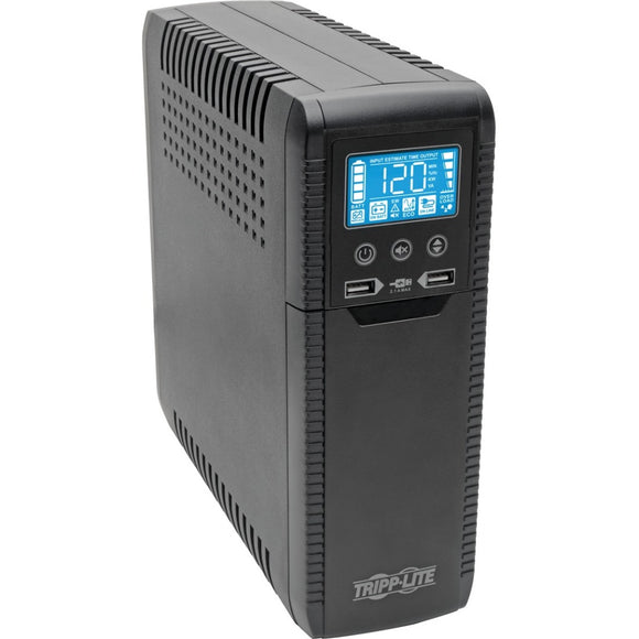 Tripp Lite 1440VA UPS Eco Green Battery Back Up AVR 120V USB Energy Star