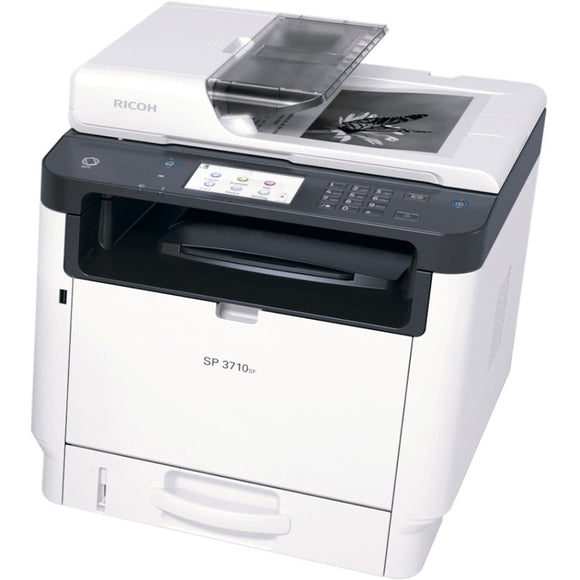 Ricoh SP 3710SF Laser Multifunction Printer - Monochrome