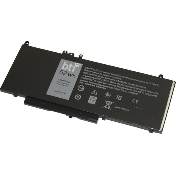 Battery Technology Replacement Lipoly Notebook Battery For Dell Latitude E5270 E5470 E5570 Series R