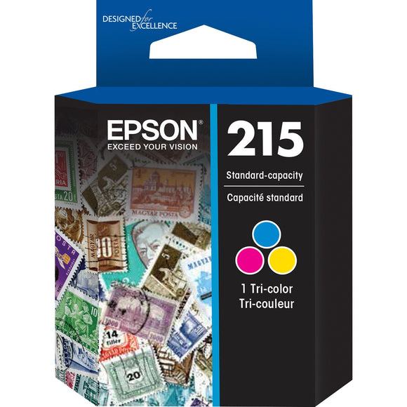 Epson Print Color Ink Cart Standard Cap