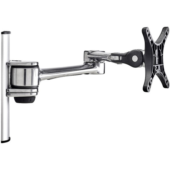 Atdec Pty Ltd Monitor Arm On Wall Channel. Holds Up To 17.6lbs (8kg). Arm Reach 17.87inch (454