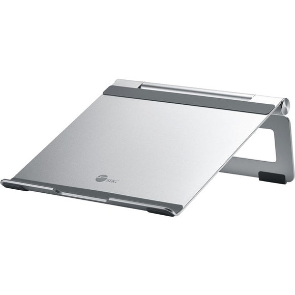 SIIG Aluminum Adjustable Multi-Angle Laptop Stand