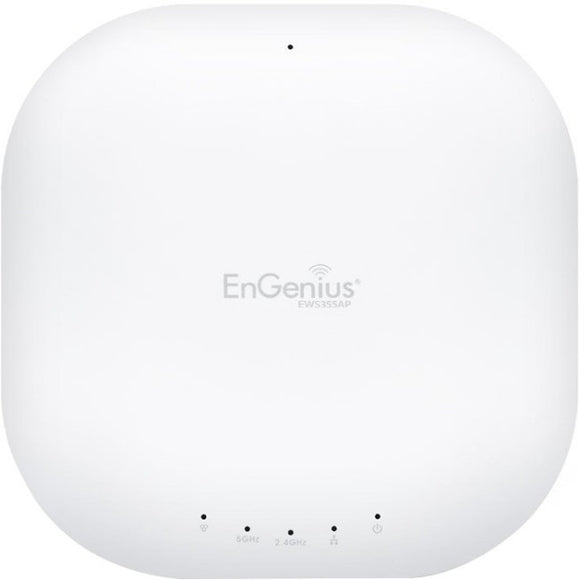 EnGenius Neutron EWS355AP IEEE 802.11ac 1.24 Gbit-s Wireless Access Point
