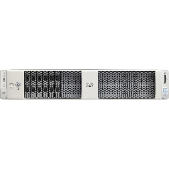 Cisco Systems Sp C240 M5sx W-2x4114,6x16gb Mem Single Rank,vic1387
