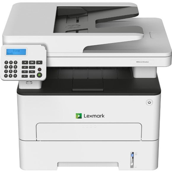 Lexmark MB2236adw Laser Multifunction Printer - Monochrome