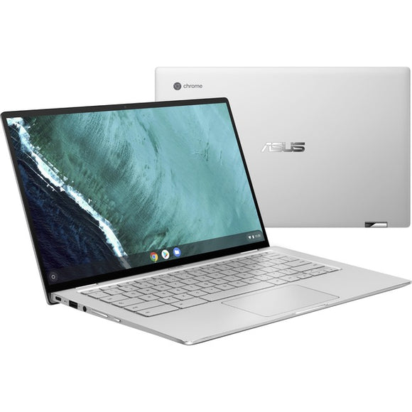 Asus - Retail 14 Inch Touch Screen Chromebook Flip