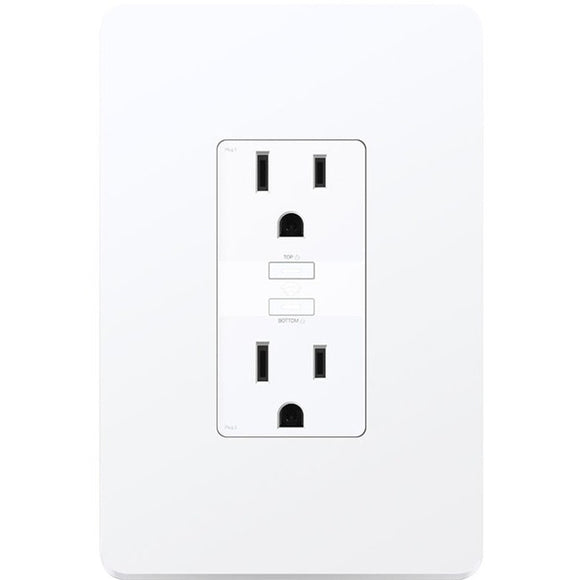 Kasa Smart Smarter In-Wall Outlet