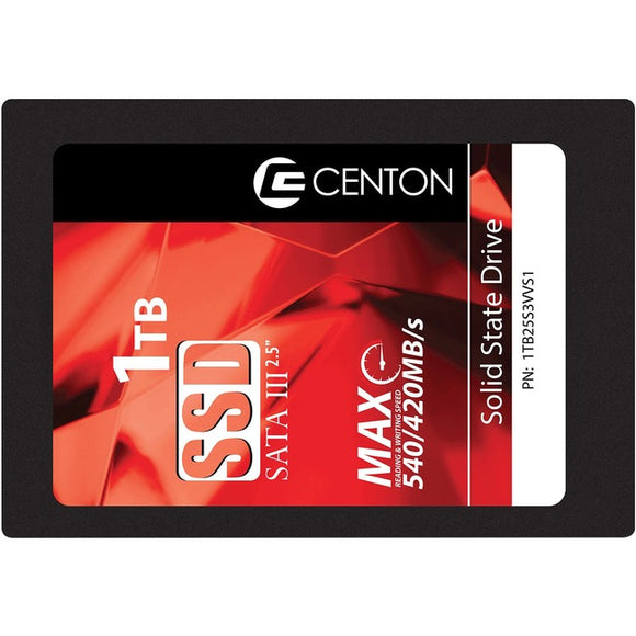 Centon 1 TB Solid State Drive - 2.5
