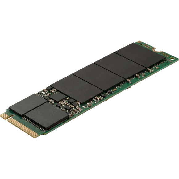 Micron Client 2200 512 GB Solid State Drive - PCI Express (PCI Express x4) - Internal - M.2 2280