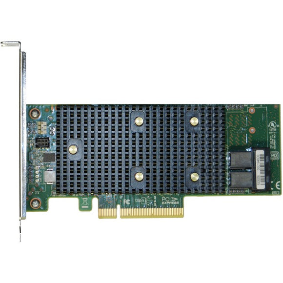 Intel Tri-Mode PCIe-SAS-SATA Entry-Level RAID Adapter, 8 Internal Ports