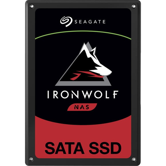 Seagate IronWolf 110 ZA480NM10011 480 GB Solid State Drive - SATA (SATA-600) - 2.5