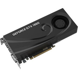 PNY GeForce GTX 1660 Graphic Card - 1.53 GHz Core - 1.79 GHz Boost Clock - 6 GB GDDR5