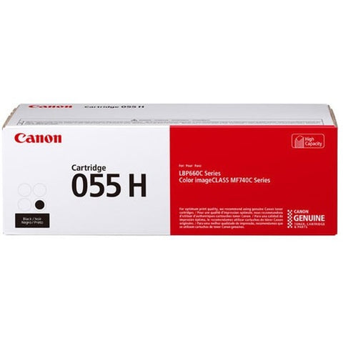 Canon 055 Toner Cartridge - Black