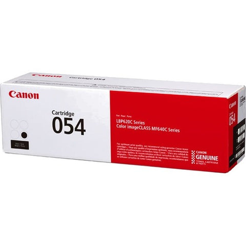 Canon 054 Toner Cartridge - Black - SystemsDirect.com