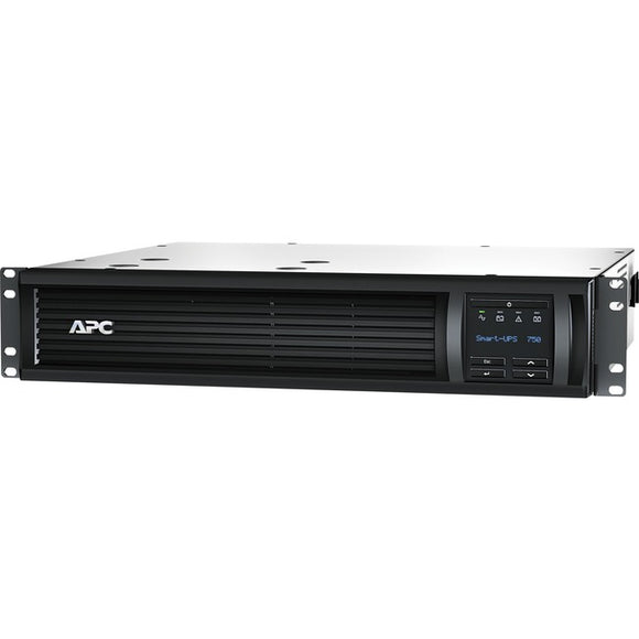APC by Schneider Electric Smart-UPS 750VA Rack-mountable UPS
