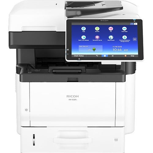 Ricoh IM 430Fb Laser Multifunction Printer - Monochrome
