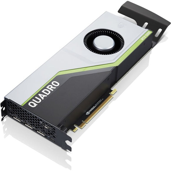 Lenovo Quadro RTX 5000 Graphic Card - 16 GB GDDR6