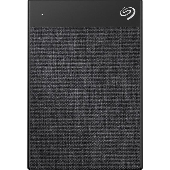 Seagate Backup Plus Ultra Touch STHH1000400 1 TB Hard Drive - External - Portable - Black