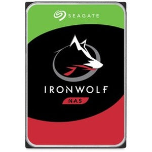 Seagate IronWolf ST8000VN004 8 TB Hard Drive - 3.5
