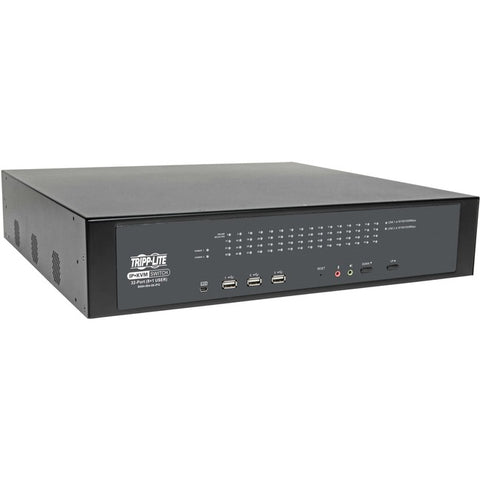 Tripp Lite B064-064-08-IPG 64-Port IP KVM Switch ->  -> May Require Up to 5 Business Days to Ship -> May Require up to 5 Business Days to Ship