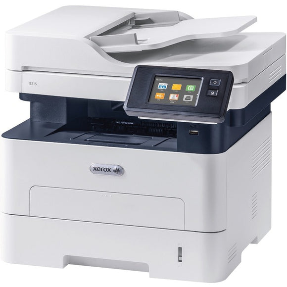 Xerox B215 Laser Multifunction Printer - Monochrome