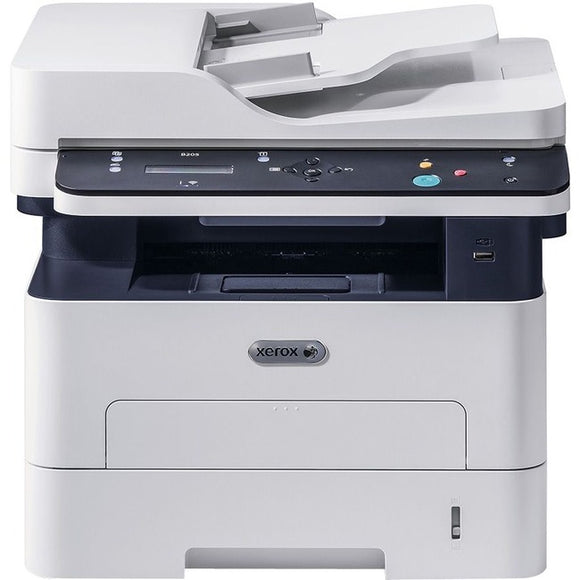 Xerox B205 Laser Multifunction Printer - Monochrome