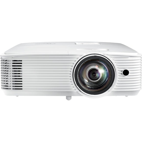 Optoma EH412ST 3D Short Throw DLP Projector - 16:9