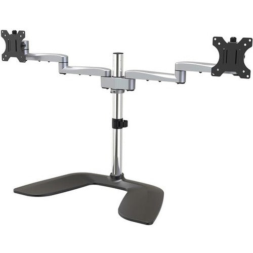 StarTech.com Dual Monitor Stand - Articulating Arms - Height Adjustable - For VESA Mount Monitors up to 32