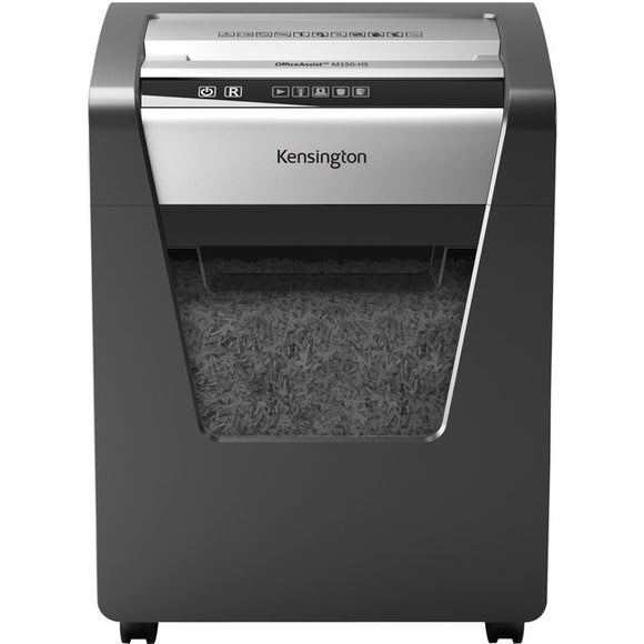 Kensington OfficeAssist Shredder M150-HS Anti-Jam Micro Cut