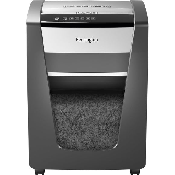 Kensington OfficeAssist Shredder M200-HS Anti-Jam Micro Cut
