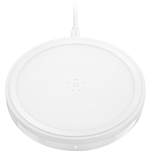 Belkin BOOST↑UP Bold Wireless Charging Pad 10W for Apple, Samsung, LG and Sony
