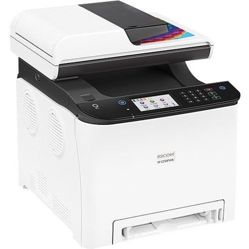 Ricoh M C250FWB Laser Multifunction Printer - Color