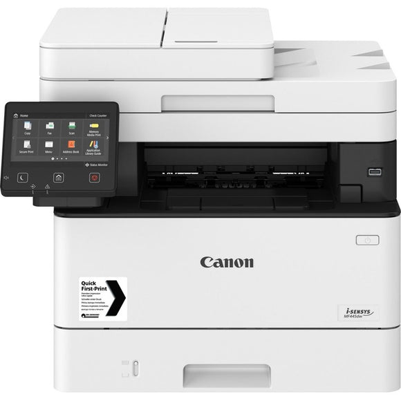 Canon imageCLASS MF445dw Laser Multifunction Printer - Monochrome