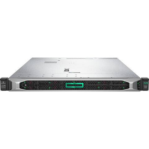 HPE ProLiant DL360 G10 1U Rack Server - 1 x Xeon Gold 5217 - 32 GB RAM HDD SSD - Serial ATA-600, 12Gb-s SAS Controller