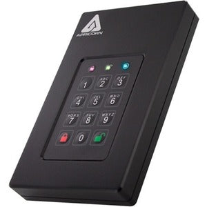 Apricorn Aegis Fortress 500 GB Hard Drive - External