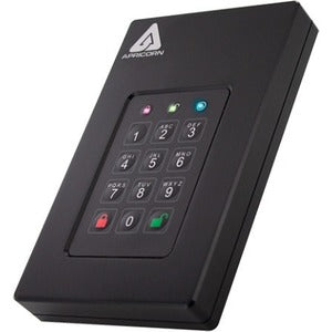 Apricorn Aegis Fortress 512 GB Solid State Drive - External