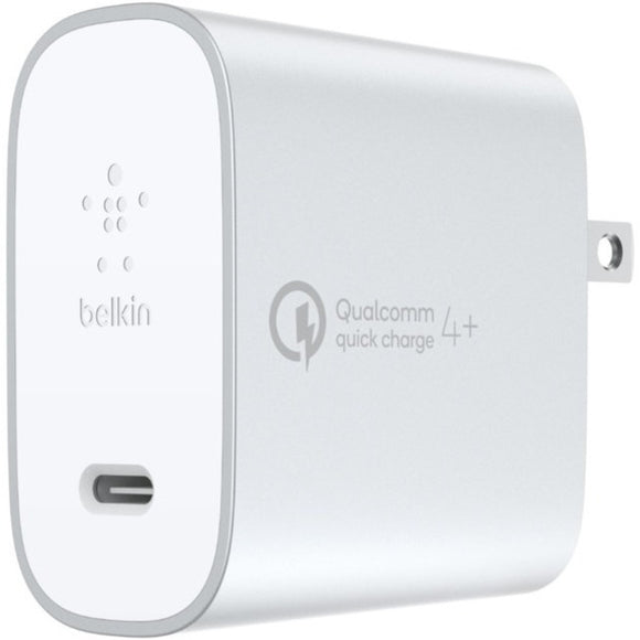 Belkin BOOST↑CHARGE USB-C Home Charger + Cable with Quick Charge 4+