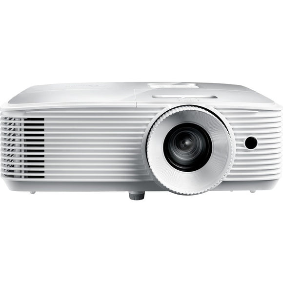 Optoma W412 3D Ready DLP Projector - 16:10