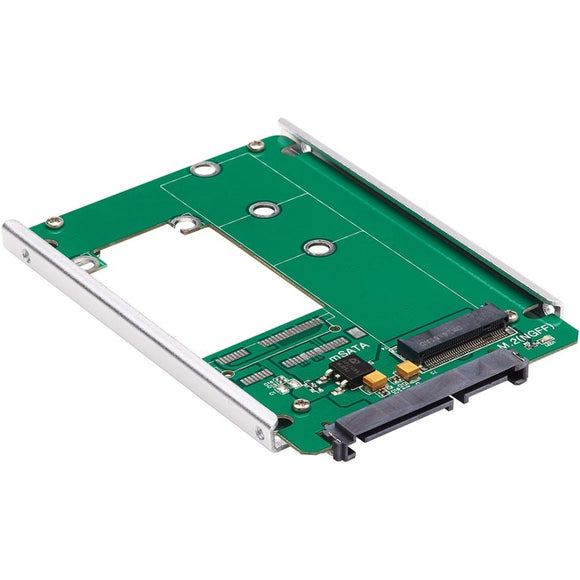 Tripp Lite M.2 NGFF SSD (B-Key) to 2.5 in. SATA Open-Frame Housing Adapter