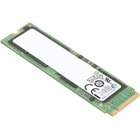 Lenovo 256 GB Solid State Drive - M.2 2280 Internal - PCI Express NVMe - Green