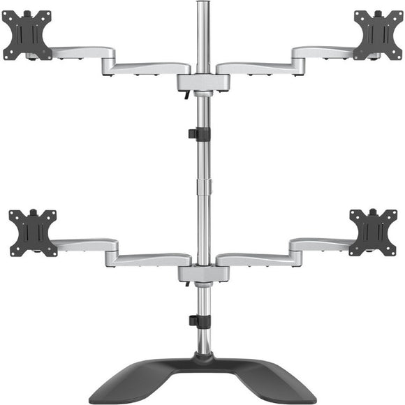 StarTech.com Quad-Monitor Stand - For up to 32