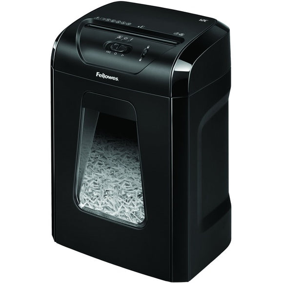Fellowes Powershred® 12C Cross Cut Shredder