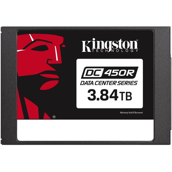 Kingston DC450R 3.84 TB Solid State Drive - 2.5