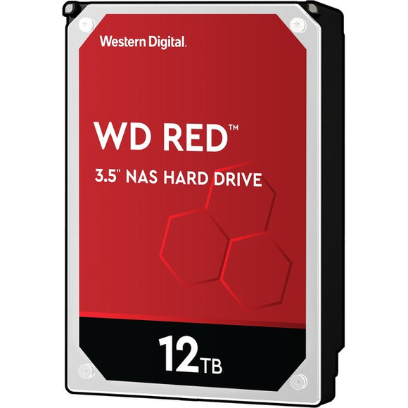 WD Red WD120EFAX 12 TB Hard Drive - 3.5